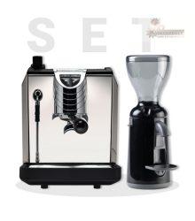 Simonelli OSCAR II kávégép és Simonelli GRINTA daráló szett