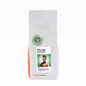 'Pin Up' szemes kávé (1000g)