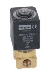 Parker mágnesszelep (24V!)