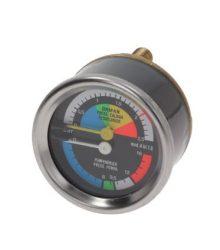 Kazán nyomásmérő ø 60 mm
