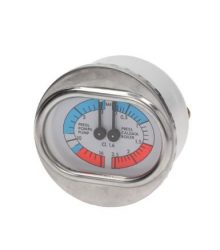Kazán nyomásmérő ø 63 mm