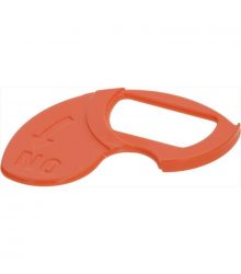 CAP CLOSURE BULKHEAD ORANGE