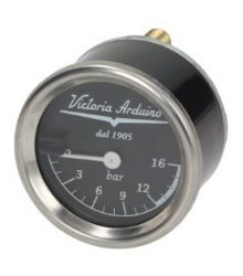 Nyomásmérő óra ø 60 mm 0÷16 bar