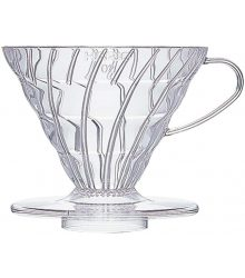 DRIPPER OF PLASTIC HARIO 1-4 CUPS