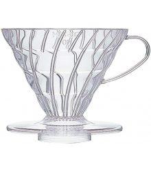 DRIPPER OF PLASTIC HARIO 1-4 CUPS