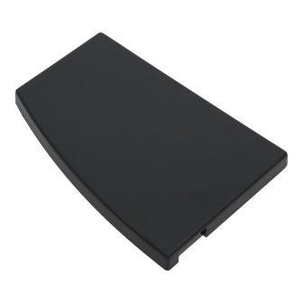 Porkávé csúszda fedél (fekete) S/X sorozat
