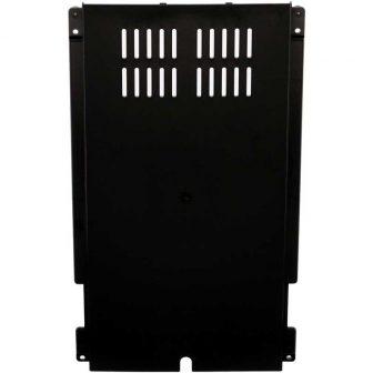 Hátsó panel (fekete)