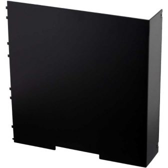 Jobb oldali panel (fekete)
