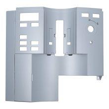 Előlapi panel (ezüst) S95,S9