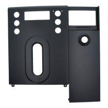 Előlapi panel (fekete) X7