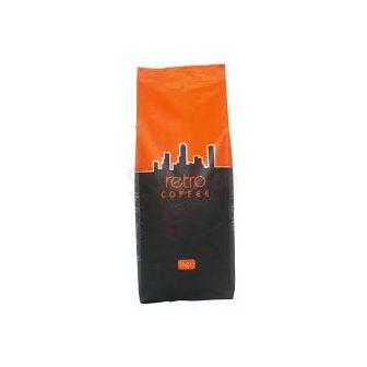 Retro szemes pörkölt kávé (1000g)