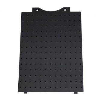 Csészemelegítő lemez (fekete, alu) C-sorozat