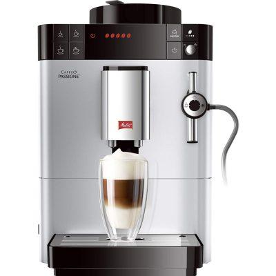 Espresso Shop Melitta, Perfect Clean tejrendszer tisztító