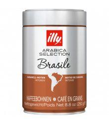 illy, szemes kávé - Brazília, 250 gr
