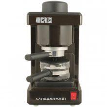 Mini Espresso SZV-612 elektromos kávéfőző (barna)
