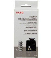 AEG tisztító tabletta