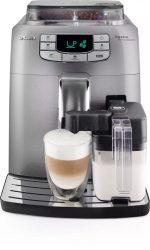 Saeco Intelia One Tounch Cappuccino kávégép (használt, 6 hónap jótállás)