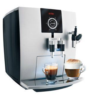Jura J5 kávégép (felújított, 6 hónap jótállás)