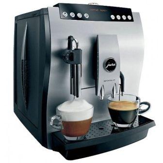 jura, jura z5, kávégép, kávéfőző, kávéautomata