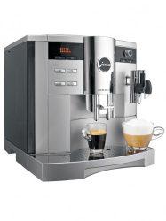 Jura S9 automata kávégép (felújított, 6 hónap jótállás)
