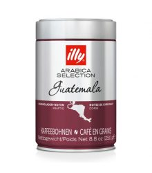 illy, szemes kávé - Guatemala, 250 gr