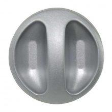 Víz/gőz csap gomb (ezüst)