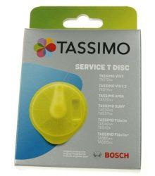 Tisztítótárcsák BOSCH 17001490 TDisc sárga Tassimo kapszulagépekhe